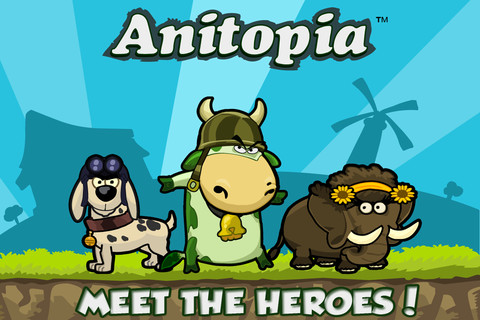 Anitopia iPhone App Review