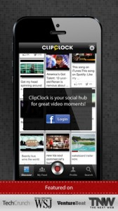 ClipClock for iPhone