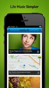 Easilydo for iPhone 1 168x300 Easilydo Life Assistant: Helping You Just Do It