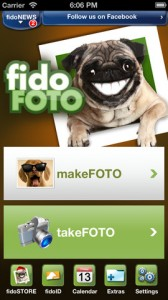 FidoFOTO for iPhone