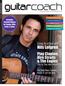 Guitar Coach Magazine for iPad