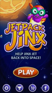 Jetpack Jinx for iPhone 1 168x300 Jetpack Jinx: The Perfect Climbing Game, Period