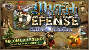 Myth Defense HD for iPhone