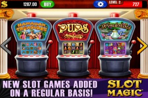 Slot Magic for iPhone 1 300x200 Slot Magic: So You Like Your Odds, Huh?