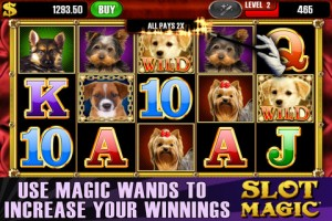 Slot Magic for iPhone
