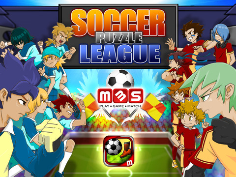 Soccer Puzzle League iPhone App Revie1 Soccer Puzzle League: A Little Bit of Everything All Wrapped Into One
