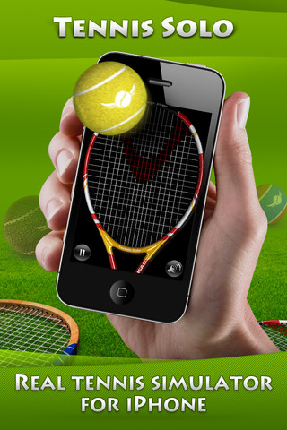 TennisSolo iPhone App Review