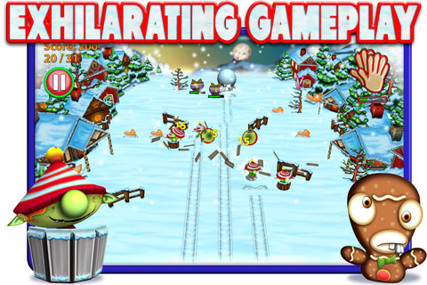 Undead Tidings iPhone App Revie Undead Tidings: Putting the Zombie Back in Christmas