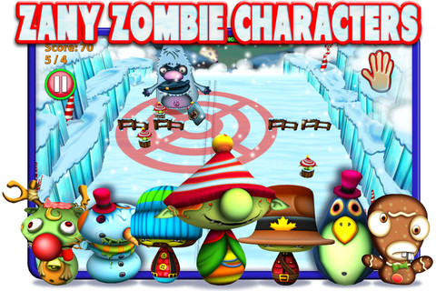 Undead Tidings iPhone App Review Undead Tidings: Putting the Zombie Back in Christmas