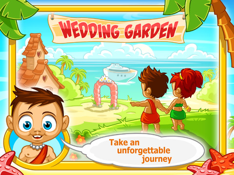 Wedding Garden HD iPad App Review