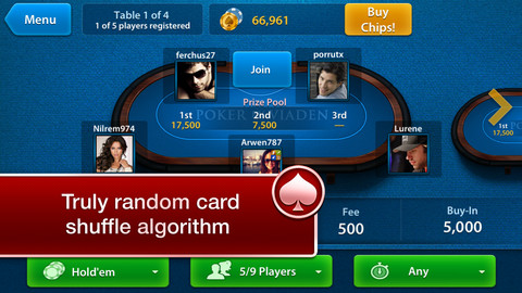 poker2 Try Your Luck with Celeb Poker Free