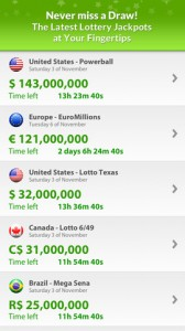 wintrillions2 168x300 Track Every Lottery with WinTrillions Lottery Results
