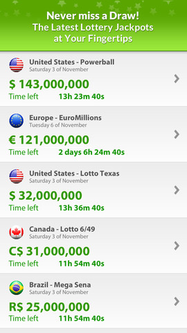 wintrillions2 Track Every Lottery with WinTrillions Lottery Results