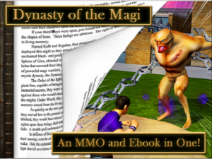 Dynasty1 300x225 3D MMO: Dynasty of the Magi   iPad App Review