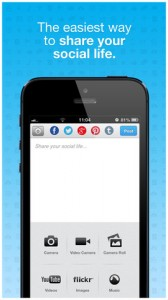 Everypost for iPhone