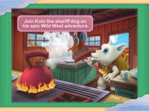 Koto Go West HD for iPad