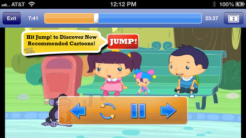 Toon Goggles iPhone App Review