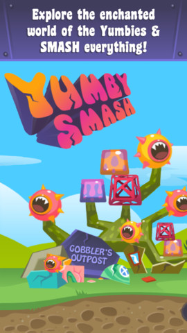 Yumby Smash iPhone App Review
