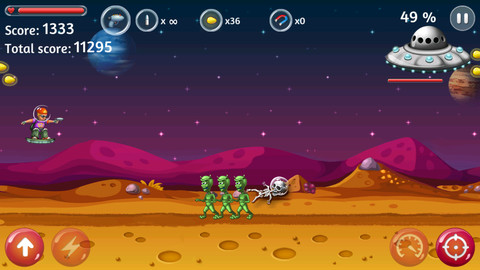 moonskater1 Defend the Earth with Moon Skater Pro Version
