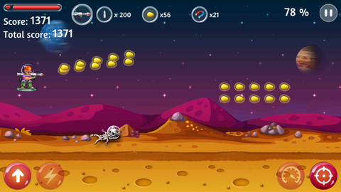 moonskater2 Defend the Earth with Moon Skater Pro Version