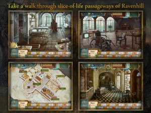 Ravenhill Asylum for iPad