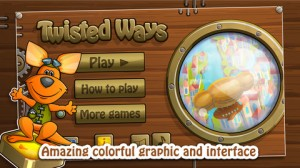 Twisted Ways ss1 300x168 Twisted Ways: a Puzzle Game of Patience and Strategy
