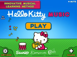 hellokitty1 300x225 Hello Kitty Music: Piano Play Along, And Along, And Along