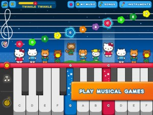 hellokitty2 300x225 Hello Kitty Music: Piano Play Along, And Along, And Along