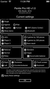 pentisprohd2 168x300 Pentis Pro HD: The Alternative to Tetris