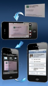 Business Card Scanner for iPhone