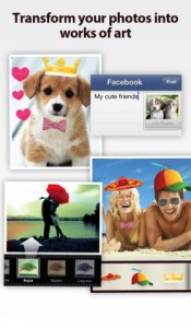 Coverfeed for Facebook for iPhone