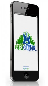Fart Guitar for iPhone