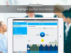 Recordium iPhone App Review
