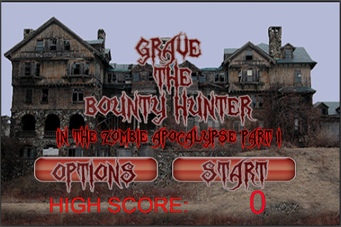 grave1 Grave the Bounty Hunter: Fight off Zombies to Save Planet Earth