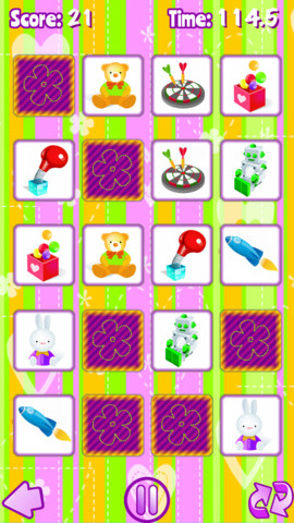 memory1 Keep Little Ones Entertained with Memory Match HD for Kids