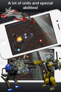 War of Machines iPhone App Review