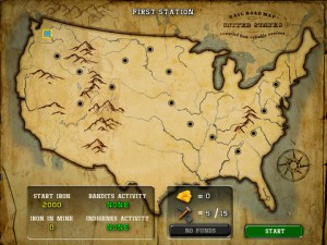 Railroads of America for iPad