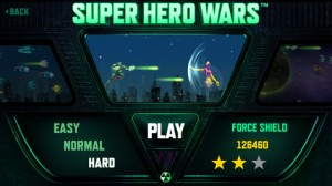 Super Hero Wars iPhone App Review