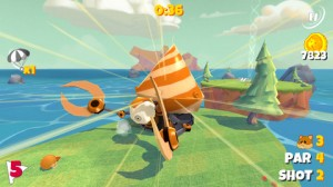 Boom Boom Hamster Golf iPhone App Review