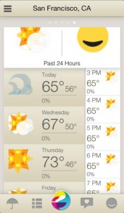 Weathermob iPhone App Review