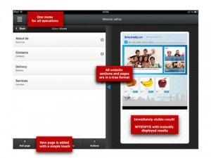 inWeby for iPad