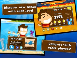 Defend Your Underwater Turf in Shark Attack 2 for iPhone and iPad