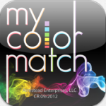 mycolormatch 150x150 My Color Match   700 Colors in Your Pocket; All Without Leaving a Stain