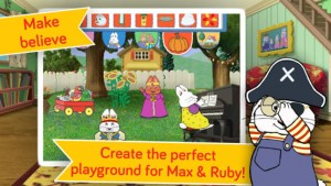Max and Ruby iPhone App Review