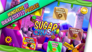Sugar Crush iPhone Game Review