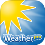 weatherproicon 150x1501 Clock Weather News: One of the Best Multi Purpose Apps Available