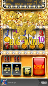 Auric Slots iPhone Game Review