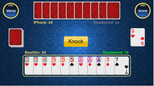 Best Gin Rummy iPhone App Review