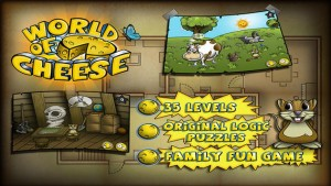 World of Cheese HD iPhone App Review