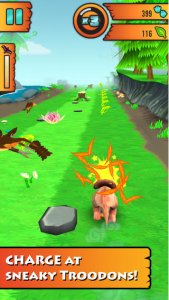 Walking With Dinosaurs: Dino Run! iPhone Game Review